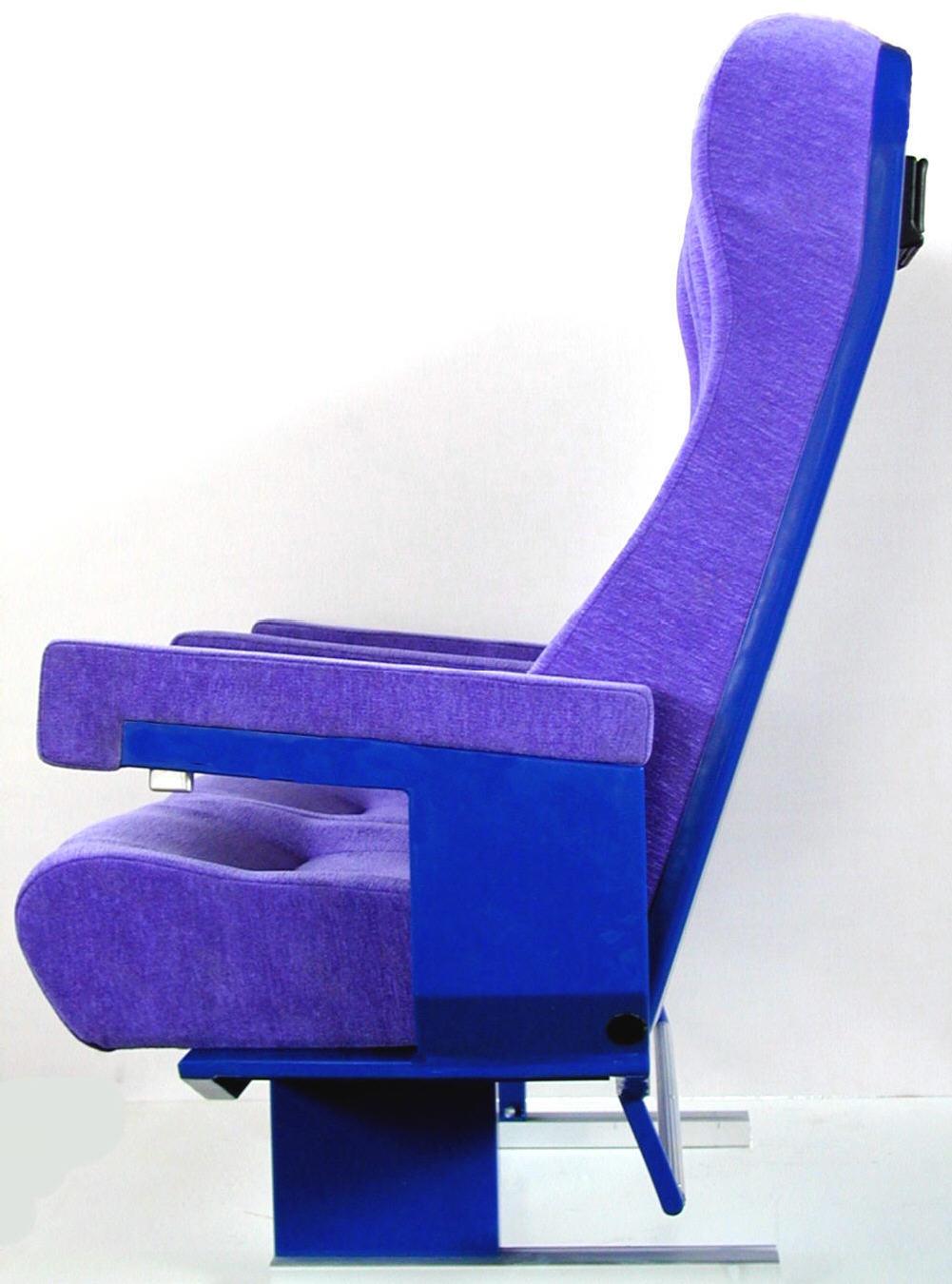 Κάθισμα, διπλό τύπου  I.C.  Α θέση 1