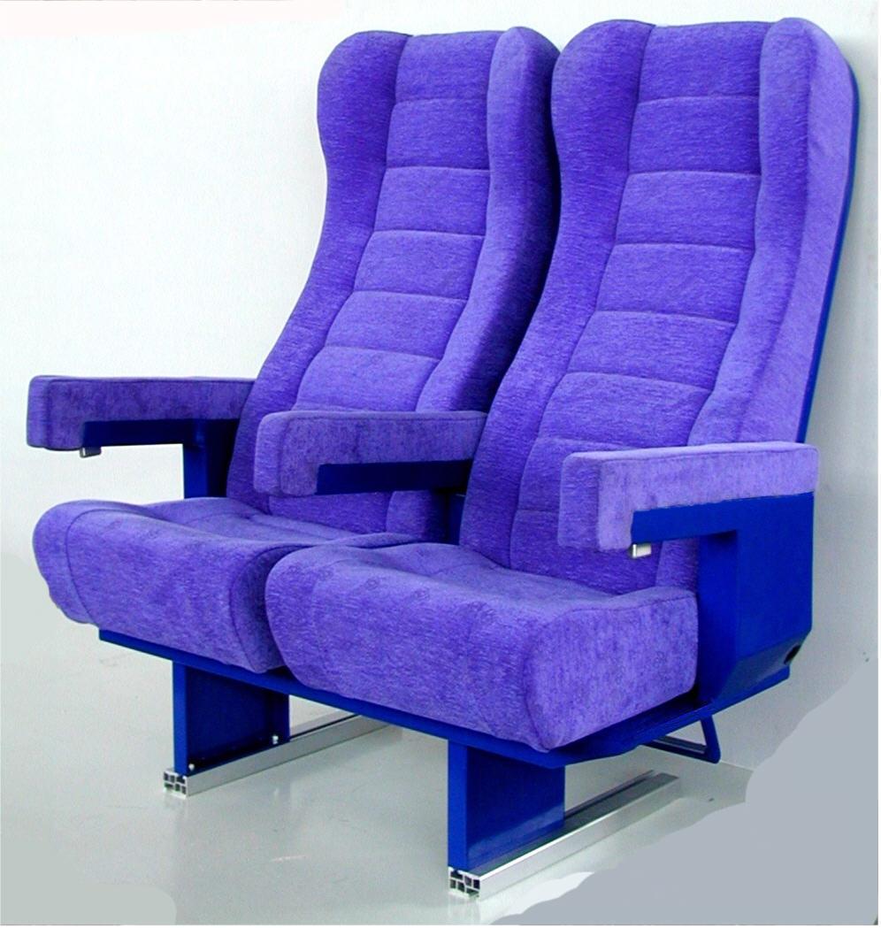 Κάθισμα, διπλό τύπου  I.C.  Α θέση