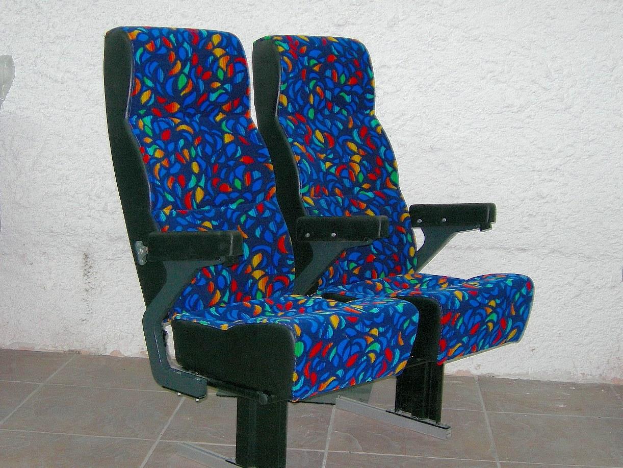 Κάθισμα μονό, διπλό, τριπλό, τετραπλό τύπου  REGARO 1