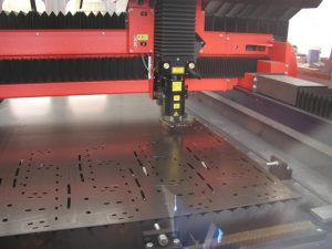 Intercat Laser Cutting machine
